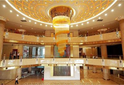 山东济宁圣都国际会议中心竣工并投入试运营