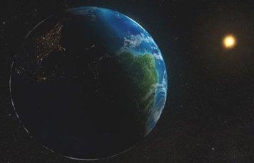 地球内部结构图 深度