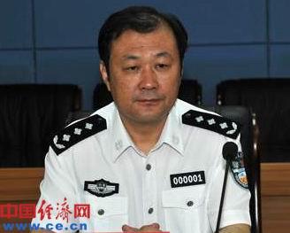 青海副省长、公安厅厅长刘志强简历(图)