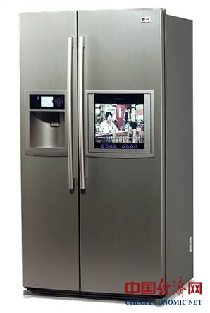 High End Refrigerators Gaining Market Recognition China