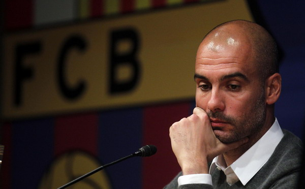 Guardiola to quit Barca, Vilanova to take charge