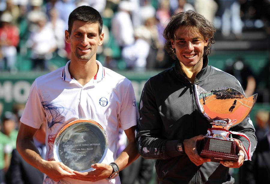 Nadal beats Djokovic to win Monte Carlo Masters