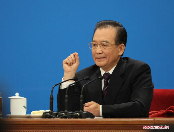 NPC;Wen Jiabao