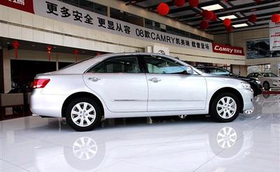 混合动力版凯美瑞2010年落户广州 年产1万辆
