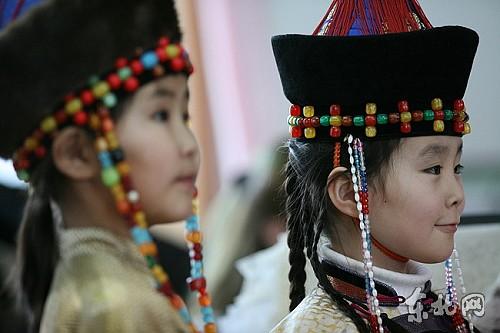 双鸭山的少数民族