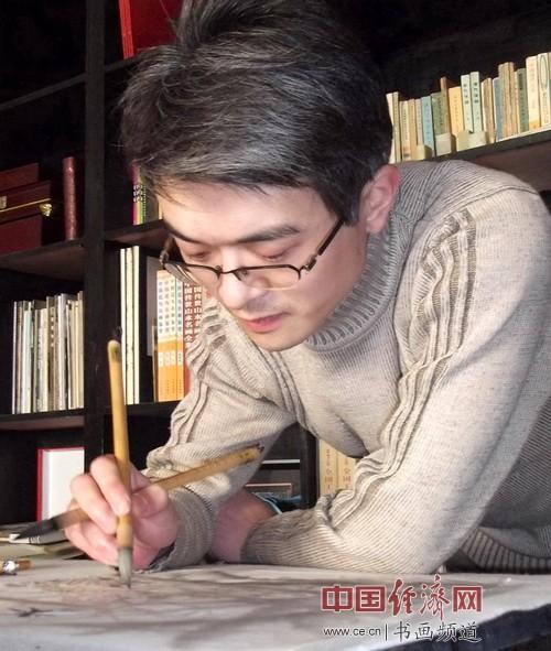 徐威,现为北京画院莫晓松工作室画家,北京中国工笔花鸟画院...