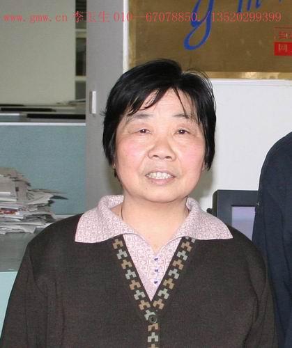 著名女画家 李振淑