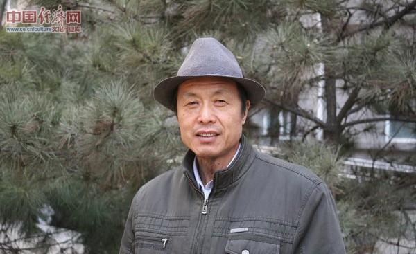 著名山水画家杜中良