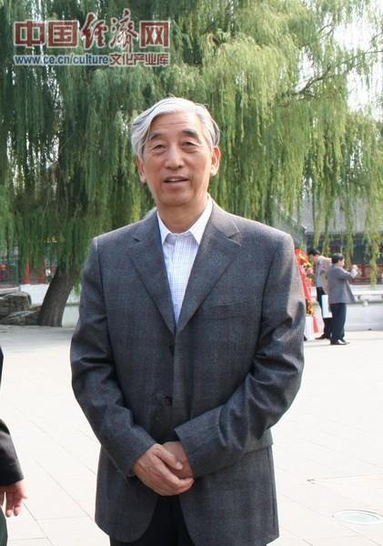 中国书法家协会主席张海